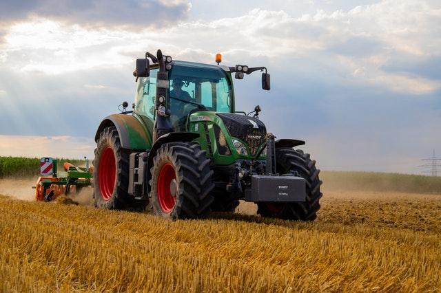 JCB - om jord och lantbruk